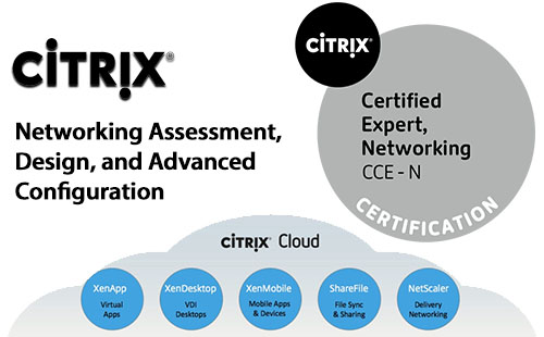 CLS Training CenterCitrix Networking Assessment, Design, and