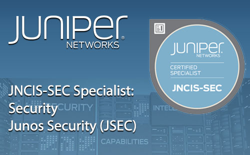 CLS Learning SolutionsJunos Security JSEC - CLS Learning