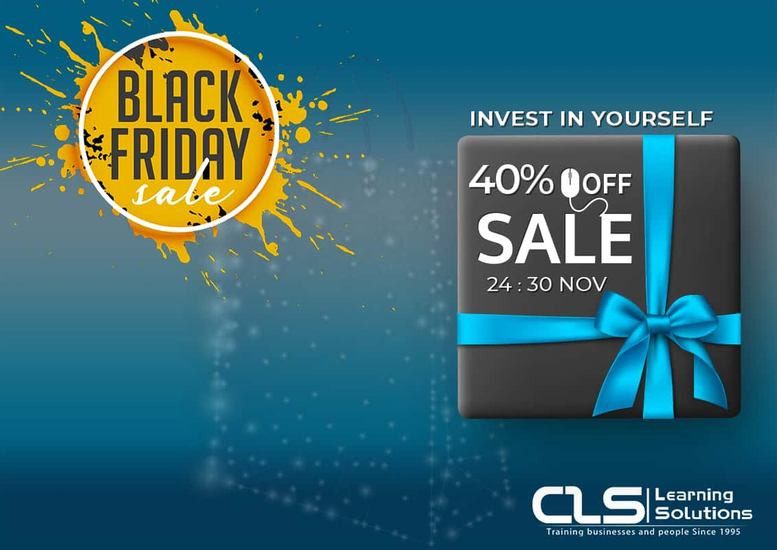 Black Friday 2019 Offers - CLS Learning Solutions